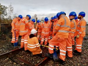 Rail Engineering in Berry with Betaris Training